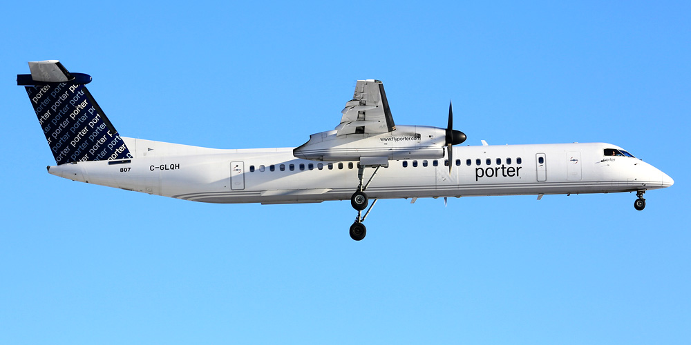 Porter airlines airline code web site phone reviews and opinions - Porter airlines book flights ...