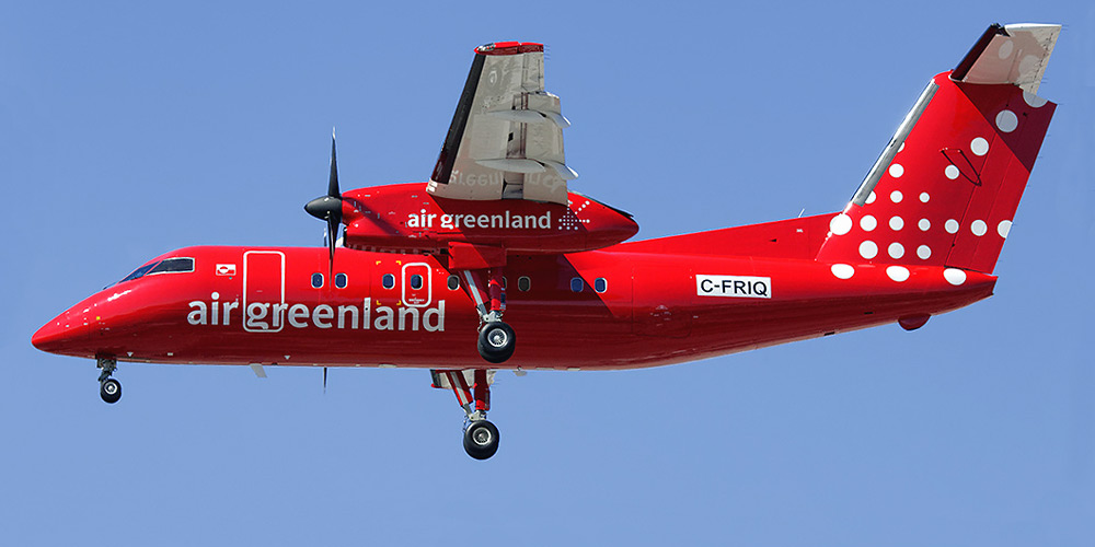 Air Greenland. Airline code, web site, phone, reviews and opinions.