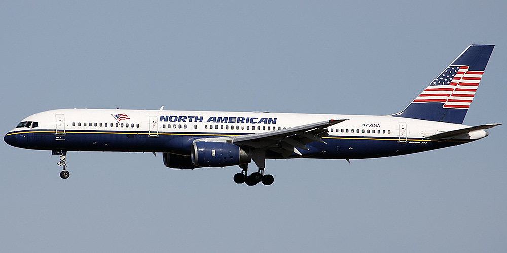 North American Airlines Airline Code Web Site Phone