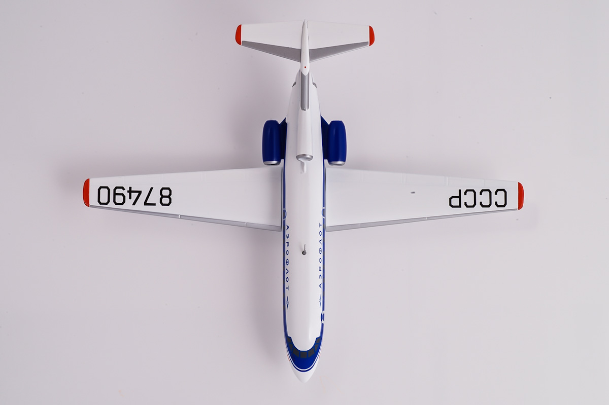 Вид сверху самолета