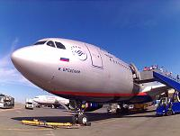 Домой!  Гавана – Москва – Екатеринбург, 19 мая 2015 г. «Аэрофлот» на А-330 и А-321