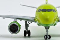 GeminiJets: Airbus A320 S7 Airlines в масштабе 1:200