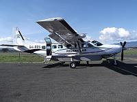 Занзибар-Аруша на Cessna 208