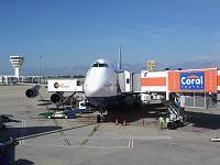 Чартером в Анталью на Боинге-747 Трансаэро