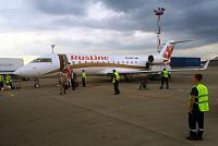 Региональные авиалинии: Липецк - Москва с авиакомпанией РусЛайн.