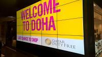 Qatar Airways: Кларк (CRK) - Хамад (DOH) плюс длительная пересадка в Дохе