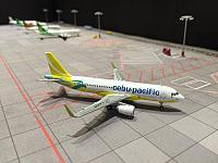 Модель самолета Airbus A320-200