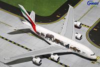 """Модель самолета Airbus A380-800 """"Wildlife"""""""