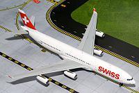 Модель самолета Airbus A340-300
