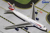 """Модель самолета Boeing 747-400 """"VictoRIOus"""""""