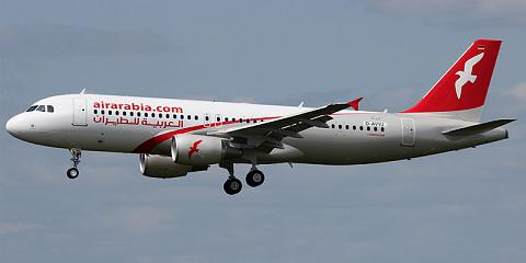 Air Arabia. Airline code, web site, phone, reviews and opinions.
