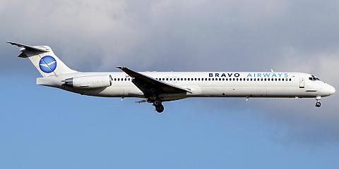 Bravo Airways. Airline code, web site, phone, reviews and opinions.