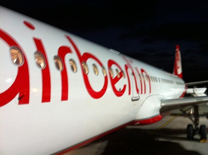 Берлин - Тель-Авив с AirBerlin