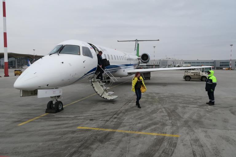 Фотообзор авиакомпании Комиавиатранс (Komiaviatrans)