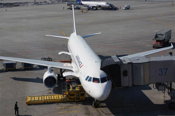 Фотообзор авиакомпании Эйр Франс (Air France)