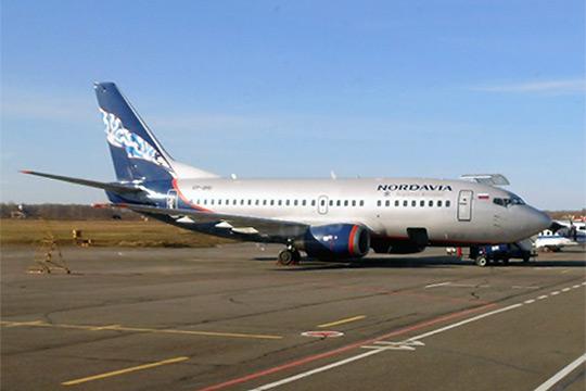 Перелет Сыктывкар-Москва (Шереметьево D) с НордАвиа рейс 5N-502