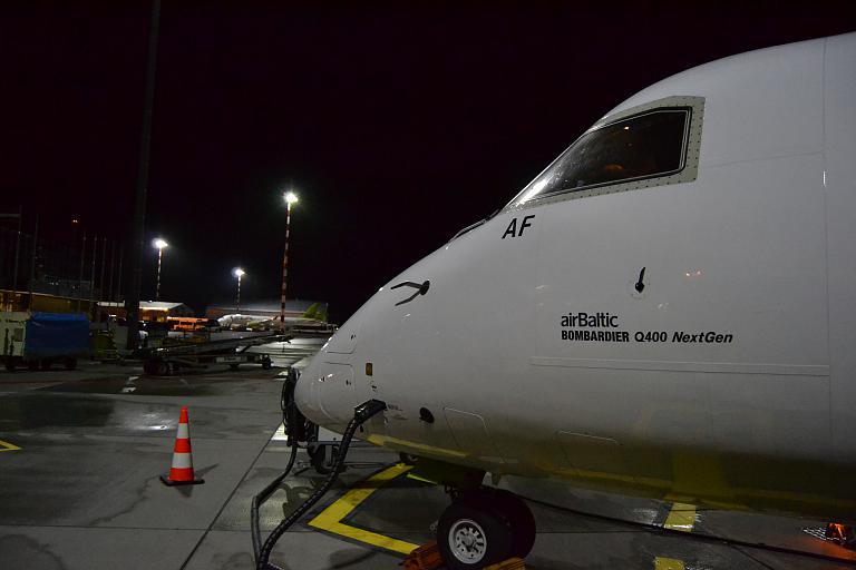 Скандинавия 2019 ч4. Рига (RIX) - Львов (LWO) AirBaltic.