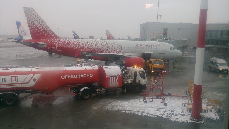Из края Янтарного в край Заполярный с авиакомпанией