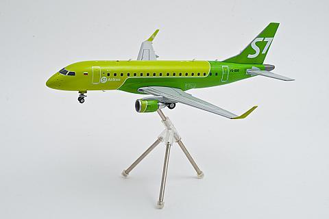 GeminiJets: Embraer 170 авиакомпании S7 Airlines в масштабе 1:200