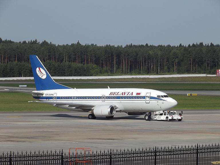 Минск-Милан-Минск (26.07.2012-27.08.2012) Belavia + немного об аэропортах