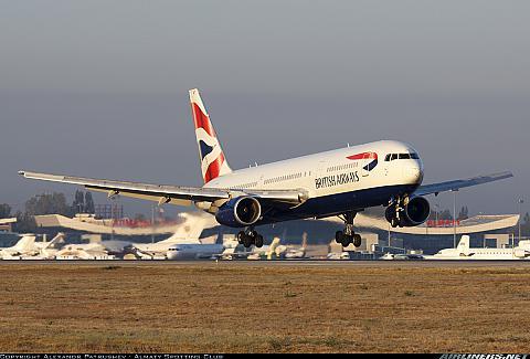 Фотообзор авиакомпании Британские Авиалинии (British Airways)