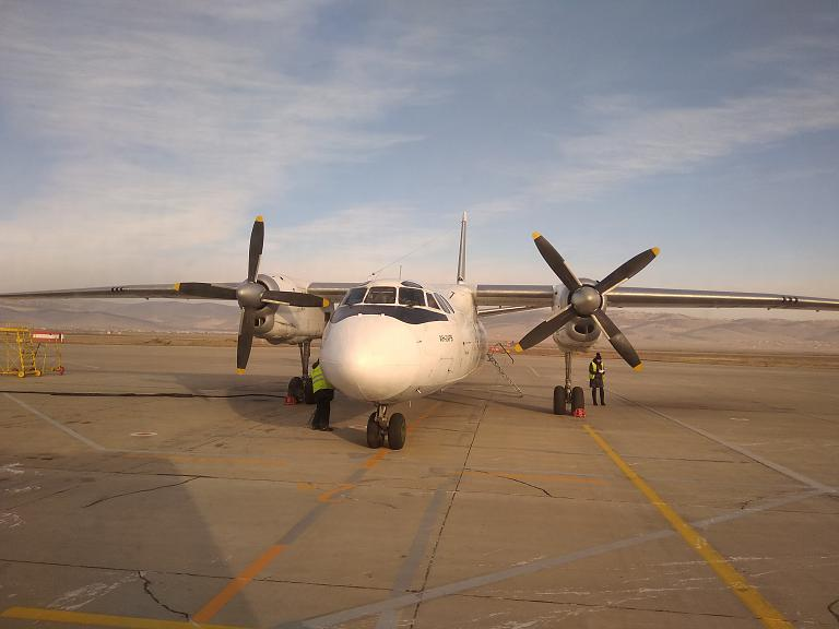 Фотообзор авиакомпании Сириус-Аэро (Sirius-Aero)