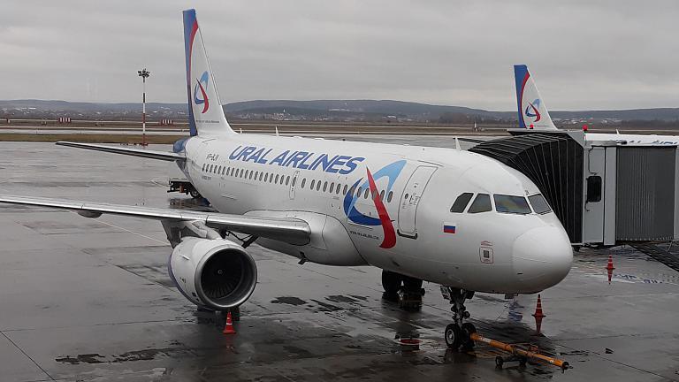 Ола, Барселона! «Уральские авиалинии» на А-319 Екатеринбург – Барселона