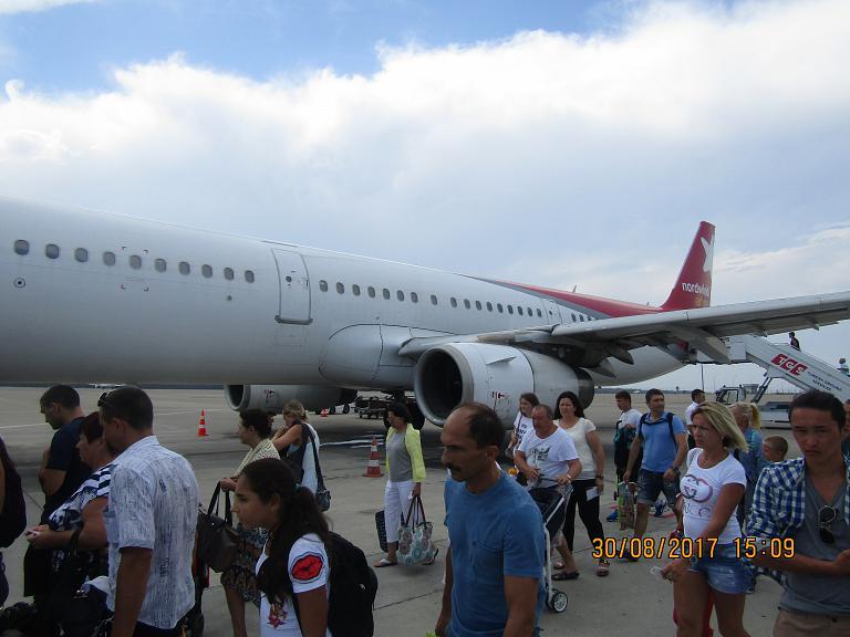 Год после санкций или обратный полет из Анталии в Волгоград