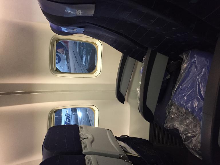 Уфа(UFA)-Сочи(AER) с Nordwind Airlines