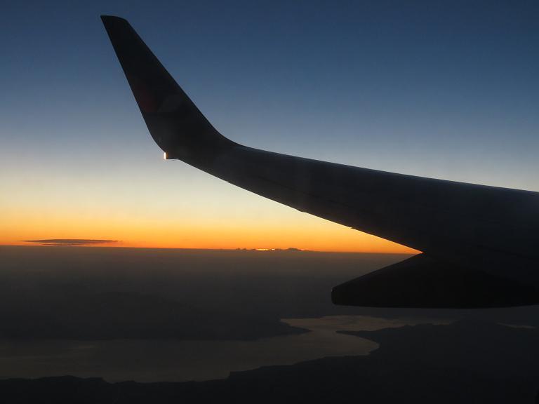 Летим отдыхать с Azur Air! Часть 2.  Анталья AYT - Нижний Новгород Стригино GOJ на Boeing 737-900ER