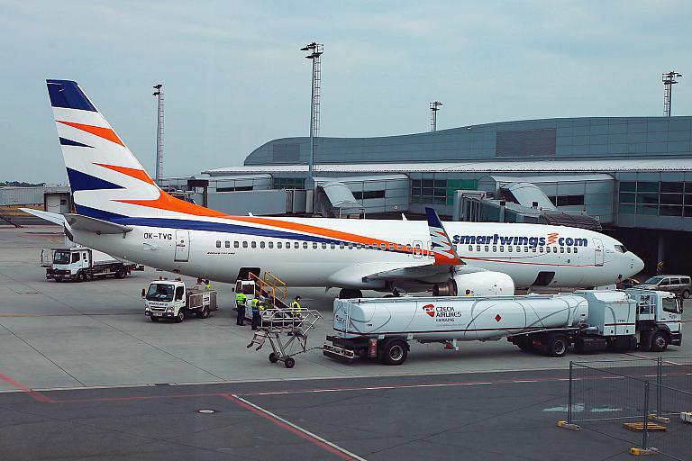 Прага-Москва чешским лоукостером Smartwings