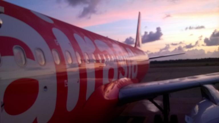Фотообзор аэропорта Утапао