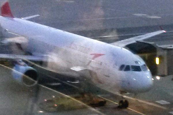 Вена-Лондон c Austrian Airlines