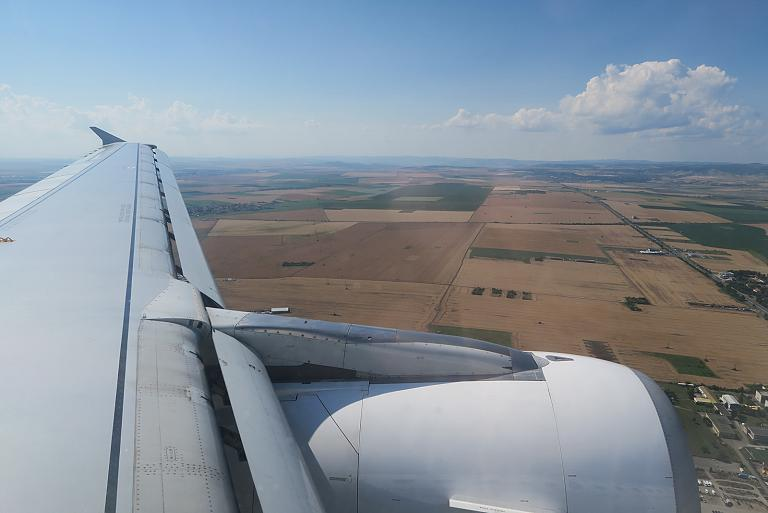 София - Бургас на Airbus A319 (Bulgaria Air)