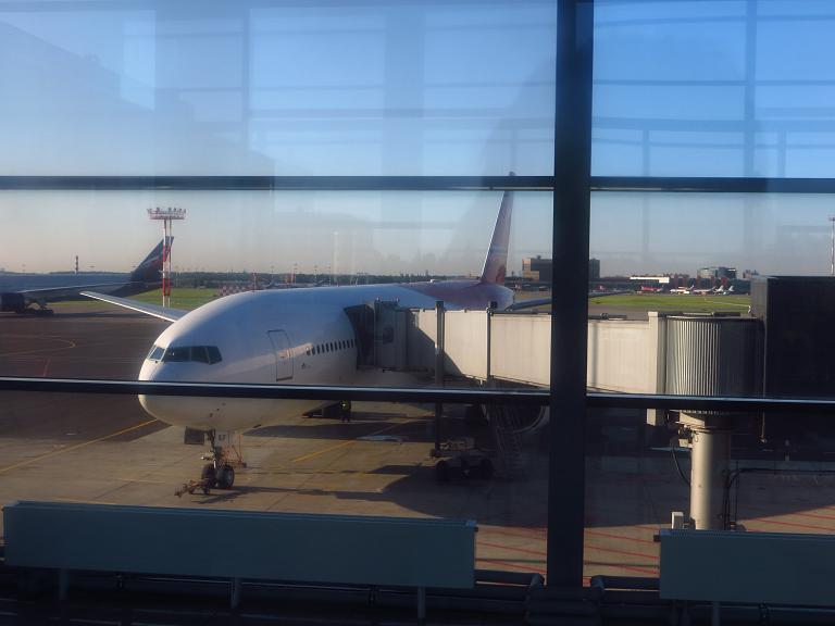 Москва-Анталья с авиакомпанией Северный Ветер