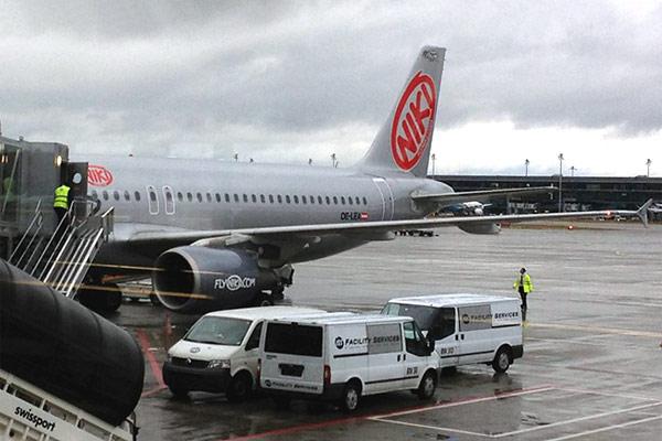 Фотообзор аэропорта Цюрих
