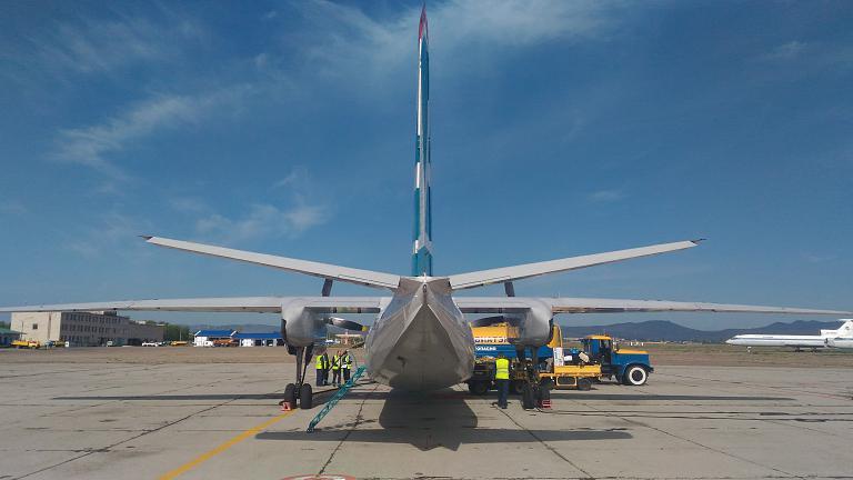 Фотообзор аэропорта Чита Кадала