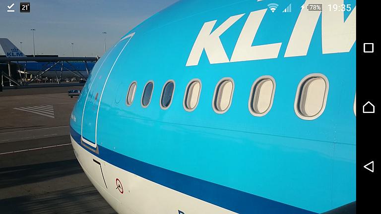Римские каникулы. KLM. Часть 1. Алматы-Амстердам.