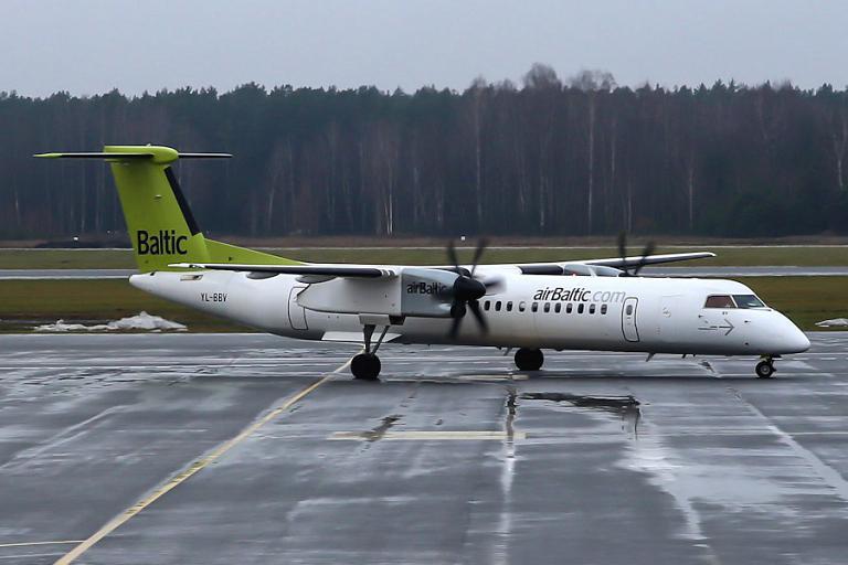 Фотообзор аэропорта Рига