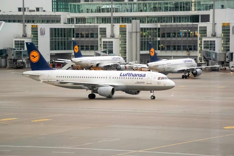 Майские в Бельгии. Мюнхен - Москва LH2530 Lufthansa