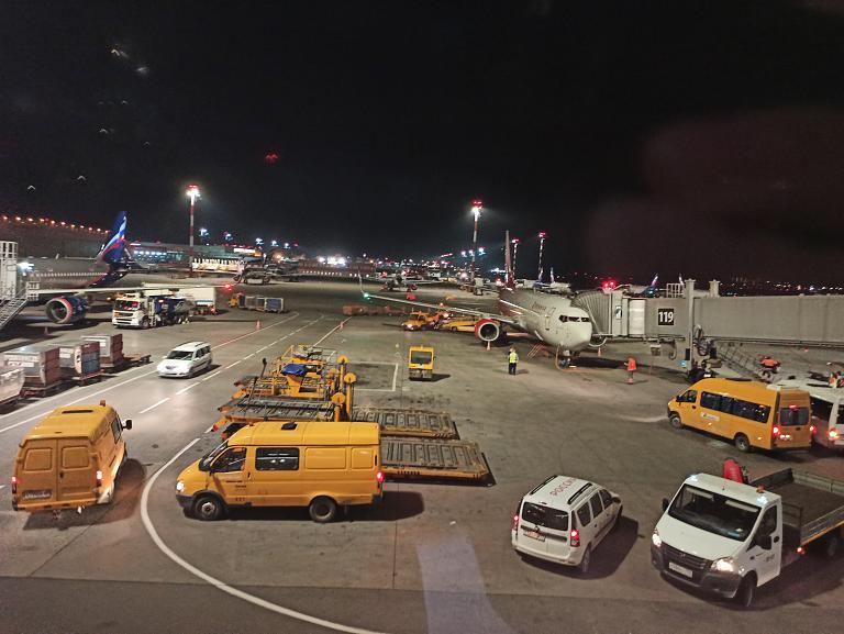 Возвращение в родные края с авиакомпанией Россия