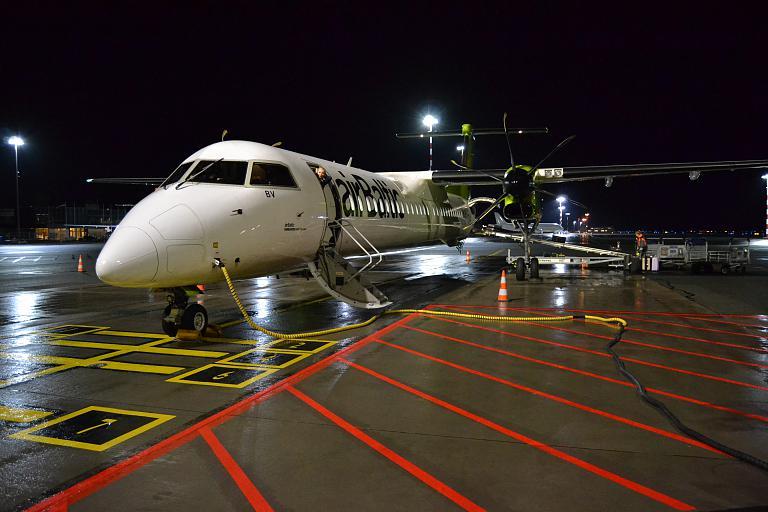 Скандинавия 2019 ч3. Стокгольм (ARN) - Рига (RIX) AirBaltic.