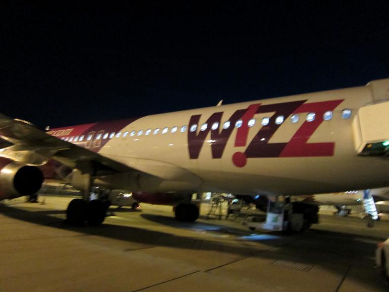 WizzAir Ukraine из Дортмунда в Киев (Жуляны)