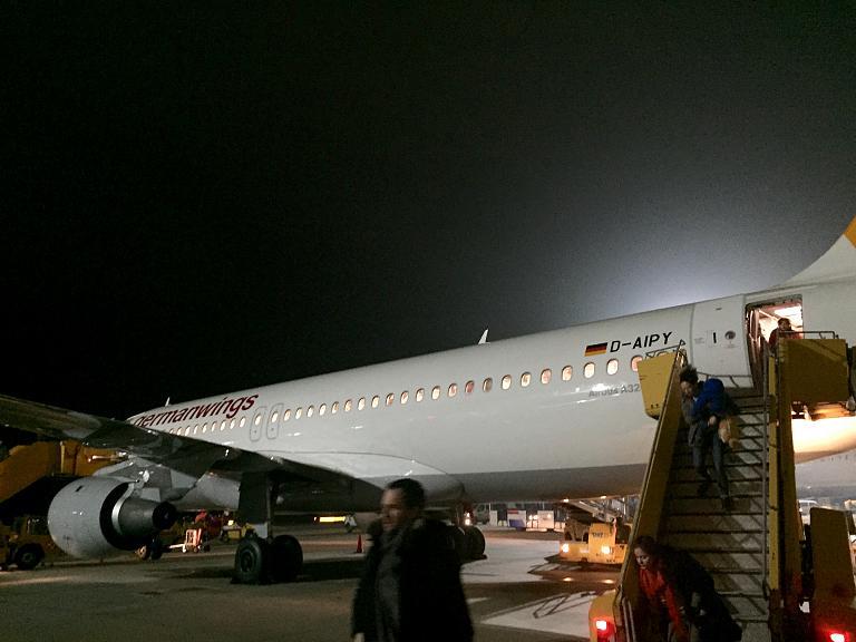 Вспоминая 2015-й год, или несостоявшийся перелёт домой. Дюссельдорф-Вена-Киев с Eurowings, Austrian Airlines и Lufthansa 20.12.2015.