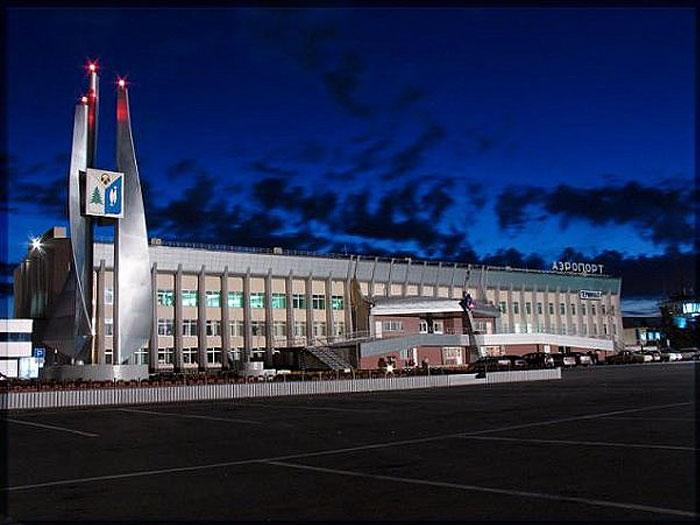 Фотообзор аэропорта Нижневартовск