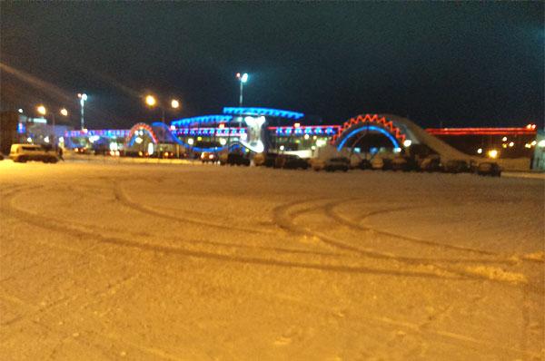 MOW-SGC / Москва-Сургут, 28.10.15 г. с ЮТэйром