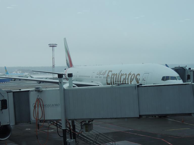 Москва - Дубай с Emirates
