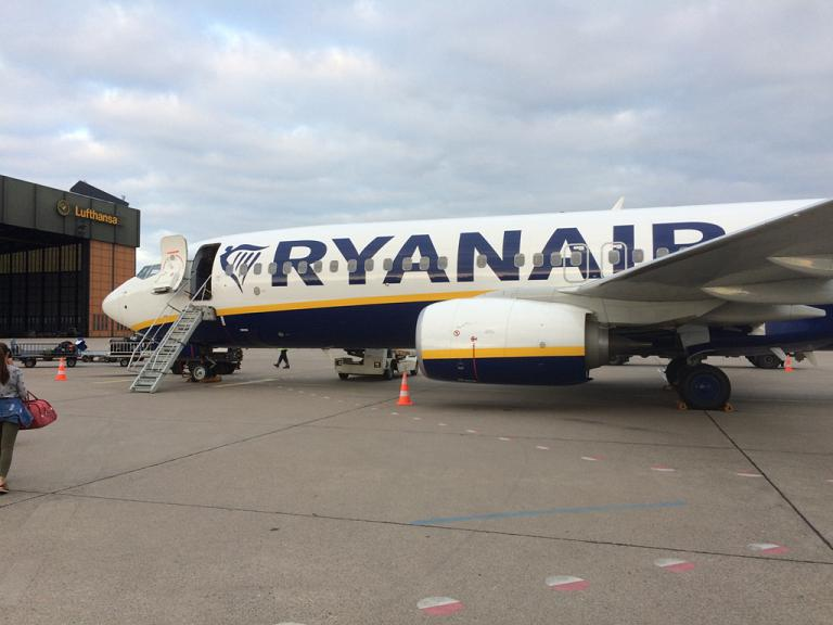 Laudamotion by Ryanair. Берлин-Тегель - Риека. Неожиданный поворот