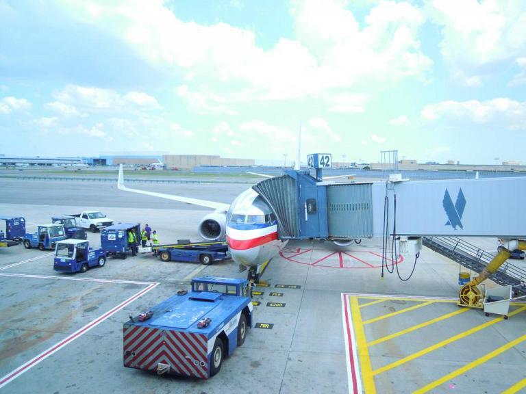 American Airlines Flight Report