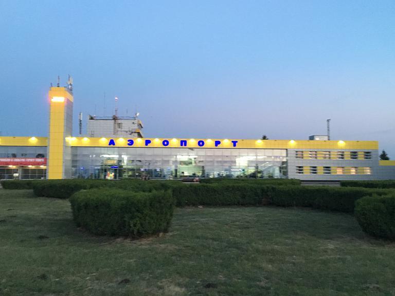 Фотообзор аэропорта Ставрополь Шпаковское